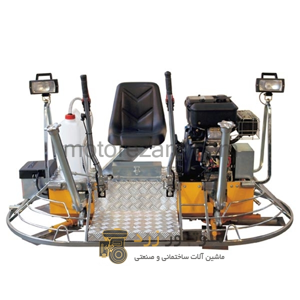 ماله موتوری باریکل ایتالیا 90 سانت سرنشین دار