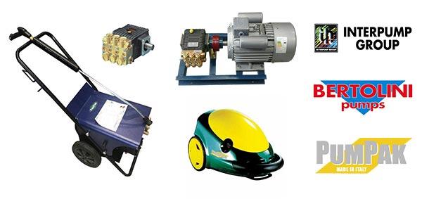 ماشین آلات صنعتی - موتور زرد