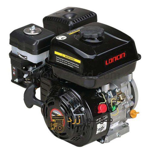 موتور تک بنزینی لانسین Loncin G200FB