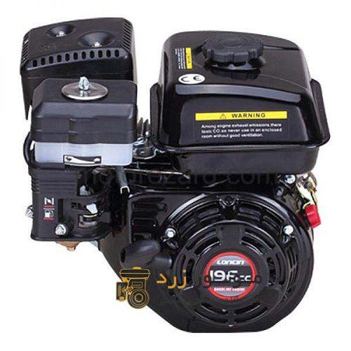 موتور تک بنزینی لانسین Loncin G200FC
