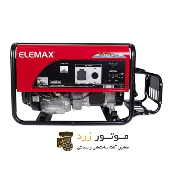 موتور برق هوندا المکس Honda Elemax SH7600EX